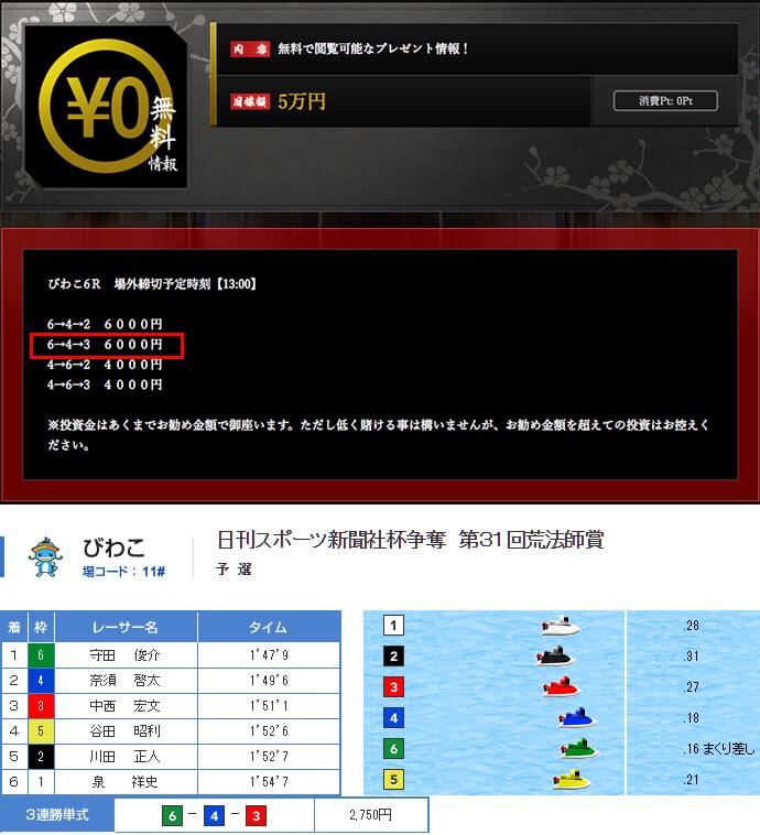 新舟組1/14の無料情報