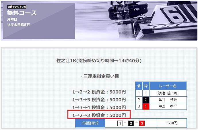 新舟組5/31の無料情報