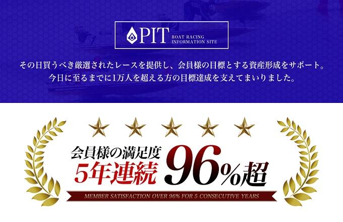 PIT(ピット)とはどんなサイト?