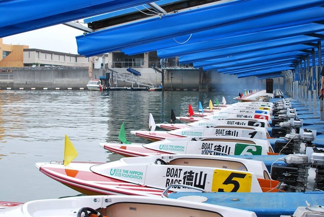 徳山競艇の水面特徴