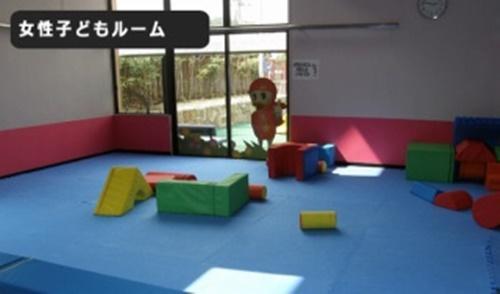 児島競艇場キッズルーム