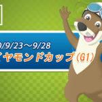 2020徳山競艇【G1ダイヤモンドカップ】最終日、優勝戦の予想(買い目)更新!